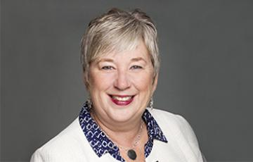 The Honourable Bernadette Jordan
